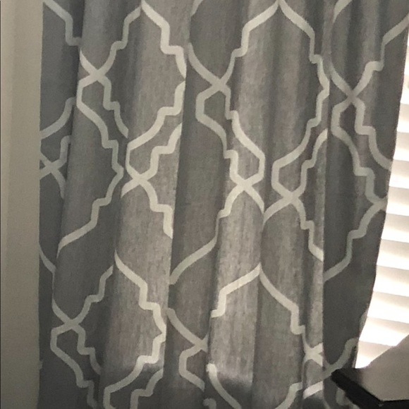 Set of two Pottery Barn Curtain Panels